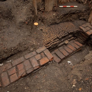 Remains of Shakespeare's Curtain Theatre discovered in Shoreditch