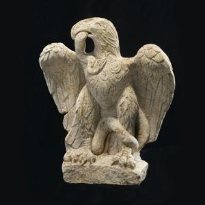 Minories eagle, fine Romano-British sculpture