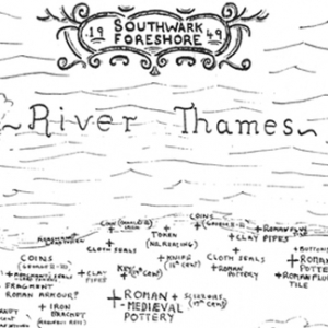 Mapping the Foreshore (c) Thames Discovery Programme