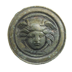 Petrified… Medusa gets a taste of her own medicine