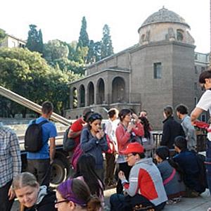 Week One at Sant' Omobono