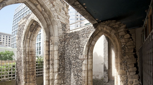 St Alphage Tower, London Wall Place, City of London