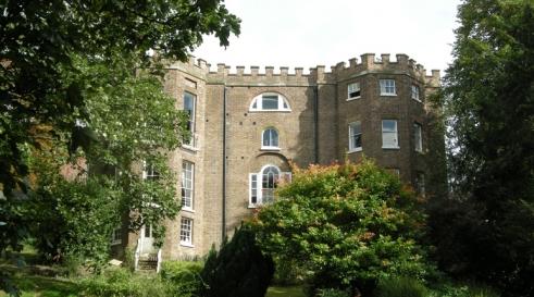 Hobarts Hall, Richmond, London