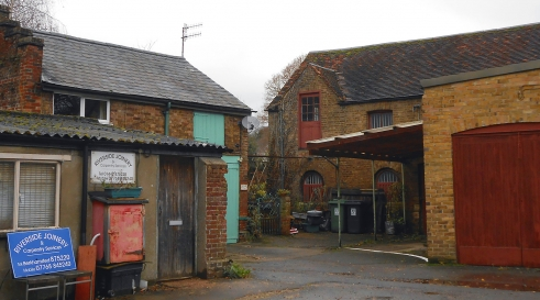 Old Mill Cottage, Berkhamsted Hertfordshire