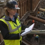 Archaeological project manager